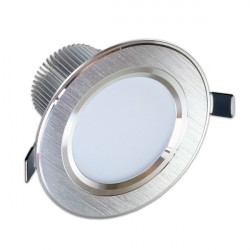 Led Downlight 7W de grande angular