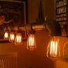 Bombilla de filamentos 360º 4W luz cálida