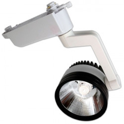LED Rail Spotlight - Adjustable, 20W