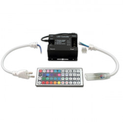 Controller for 220V RGB LED Strips - Pro