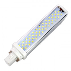 Bombilla led G24 (4-Pin) 10W