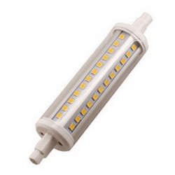Lámpara LED R7S 118 mm 360º 10W