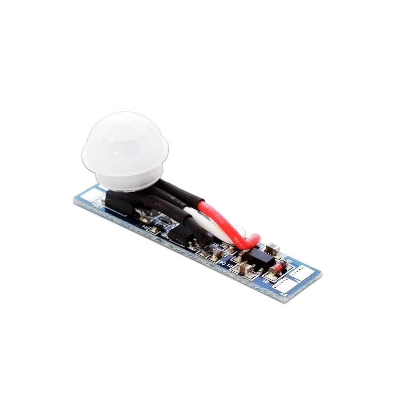 Sensor infrarrojo para perfiles LED
