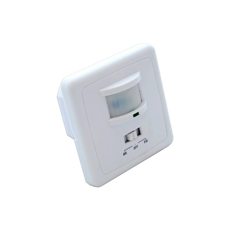 Sensor de movimiento empotrable 160º