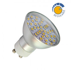 Dichroic Lamp - Dimmable, GU10, 7W