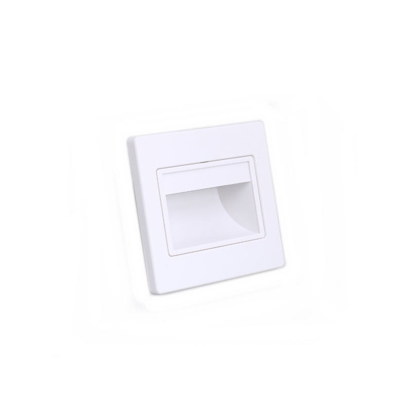 Led inwall light 1.5W white