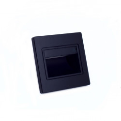 Led step light 1.5W black