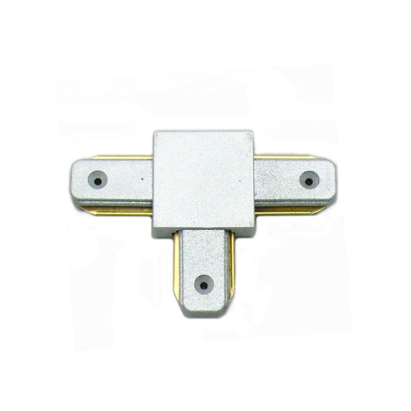 "Connectable Rail Connector - ""T"", grey"