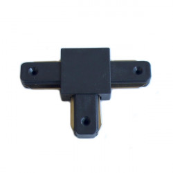 "Connectable Rail Connector - ""T"", Black"