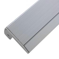 Perfil de alumínio escaleras