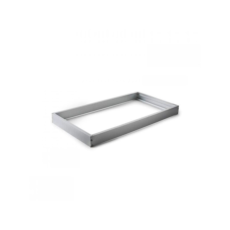 Frame for 30x60 Panel - Silver-Coloured, Aluminium