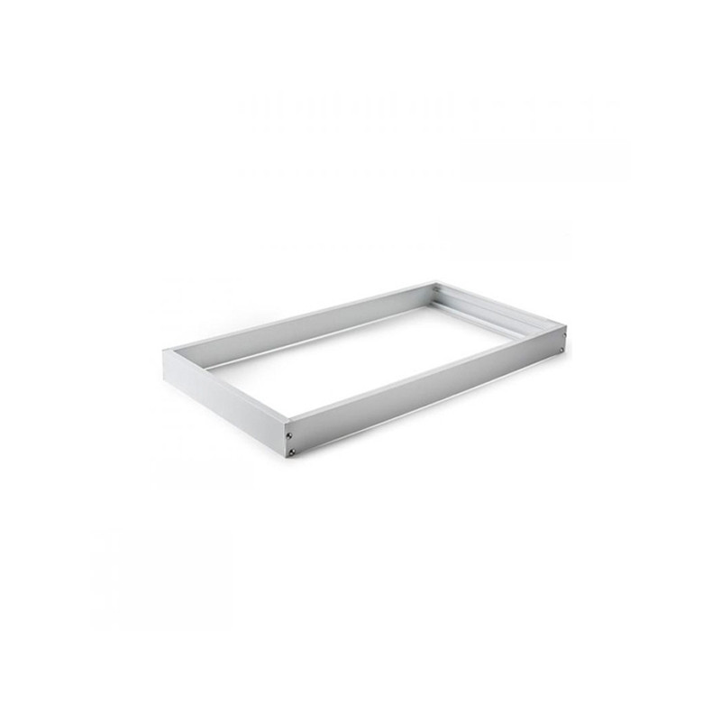 Frame for 30x60 Panel - White-Coloured, Aluminium
