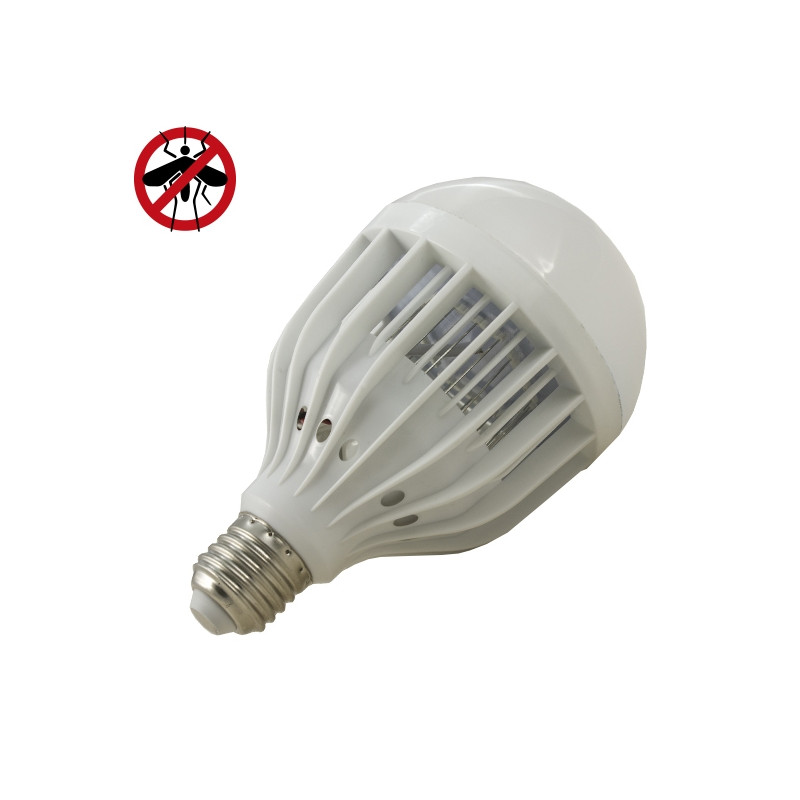 Light bulb LED mosquito killer  24W