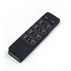 Remote controller for LED dimmer