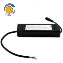 Driver REGULABLE para panel LED 48W