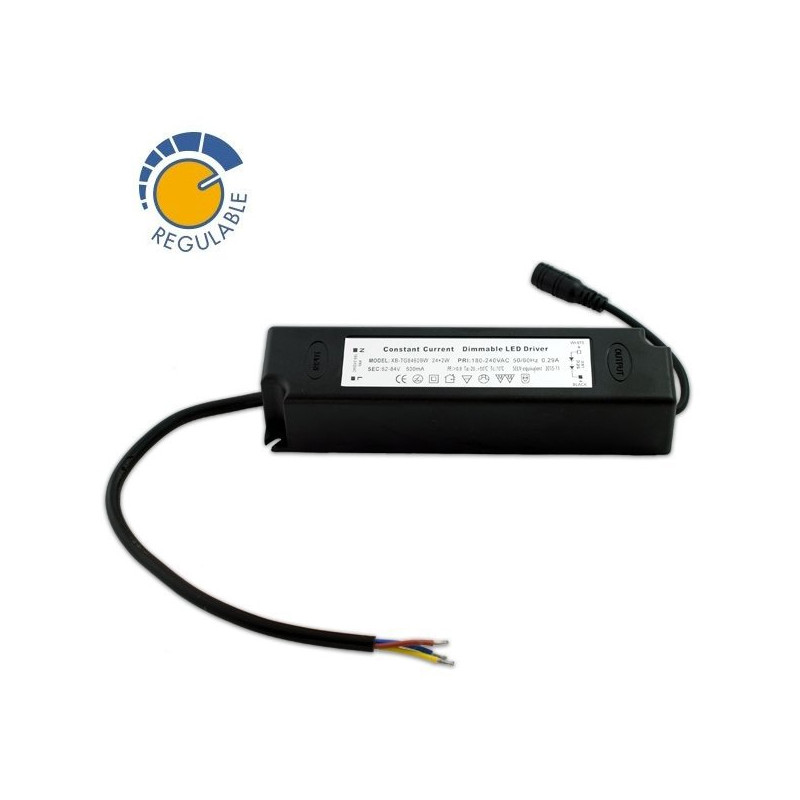 Driver for a LED Panel of up to 50W - DIMMABLE