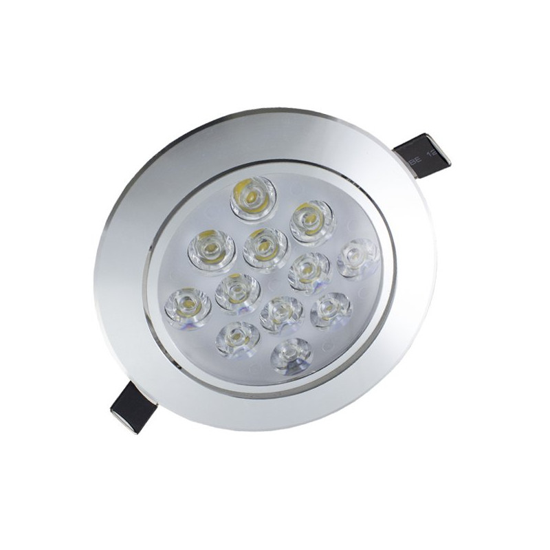 Downlight LED de 12W