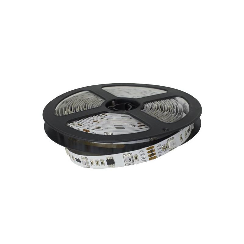 Tira mágica 12V IP20 RGB