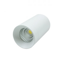 Downlight superficie 7W COB Bridgelux Blanco