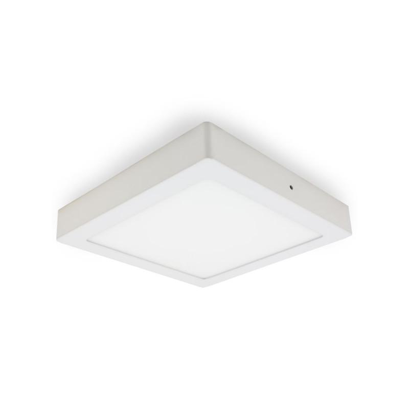 Lâmpada de teto LED 30W quadrado