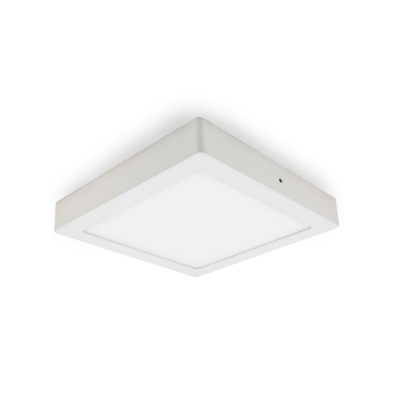 LED Ceiling Light - Square, 30W