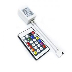 Controlador tira mágica 12V RGB