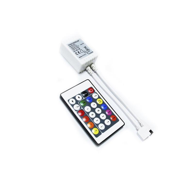 12V RGB magic LED strip controller