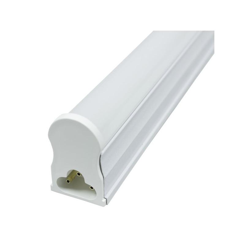 Lâmpada Tubo LED 9W conectável opaco
