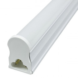 Lâmpada Tubo LED 13W conectável opaco