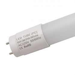 Tubo LED 9W luz branca eco