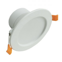 Downlight Led 12W blanco gran angular