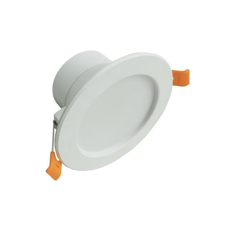 Downlight LED de 12W branco