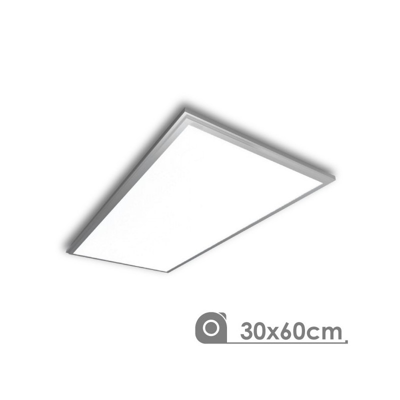 Panel Led 30 x 60 cm 25W extraplano