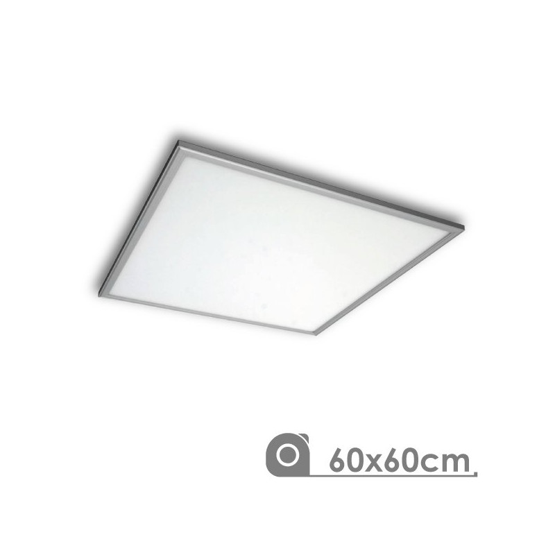 LED Panel - Extra-slim, 50W, 60x60 cm