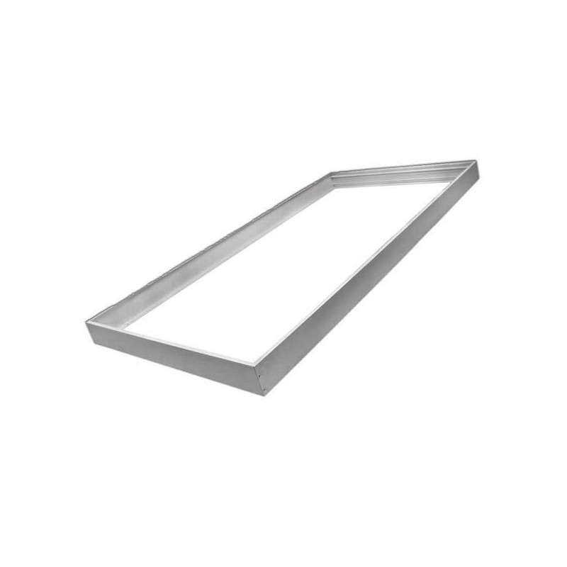 Frame for 60x120 Panel - Silver-Coloured, Aluminium