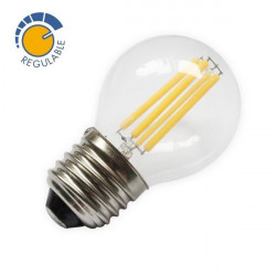 Lâmpada LED DIMMABLE 360º 4W