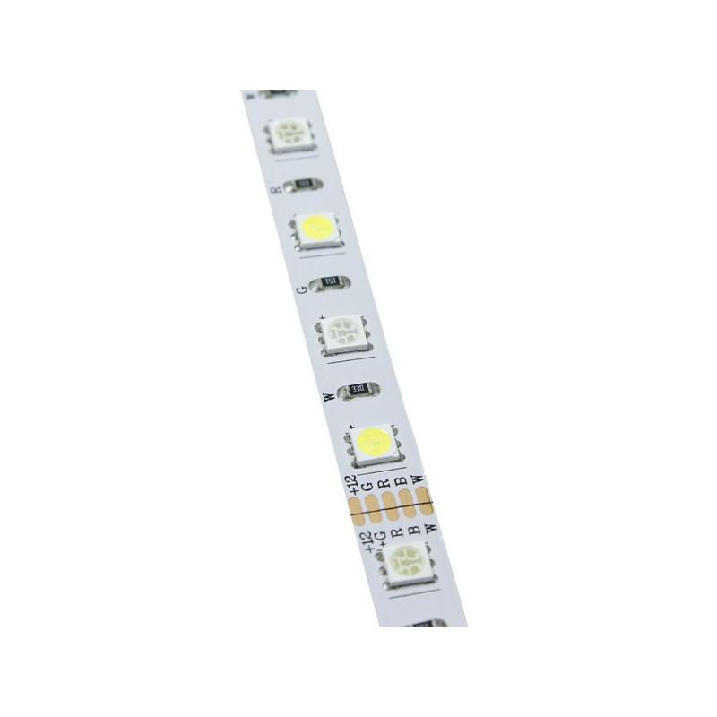 Tira Led RGBW 12V 14.4W/m IP20
