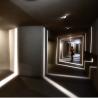 Luz LED 7W efeito de quadro