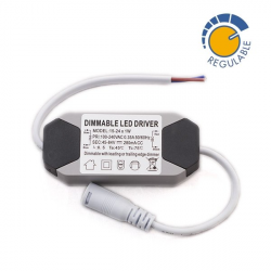 Driver for 24W LED Panel - DIMMABLE