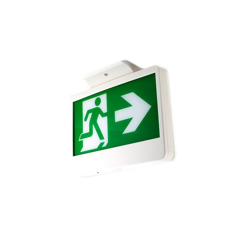 LED emergency exit sign