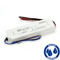 Transformador MEAN WELL 100W 12v, IP67