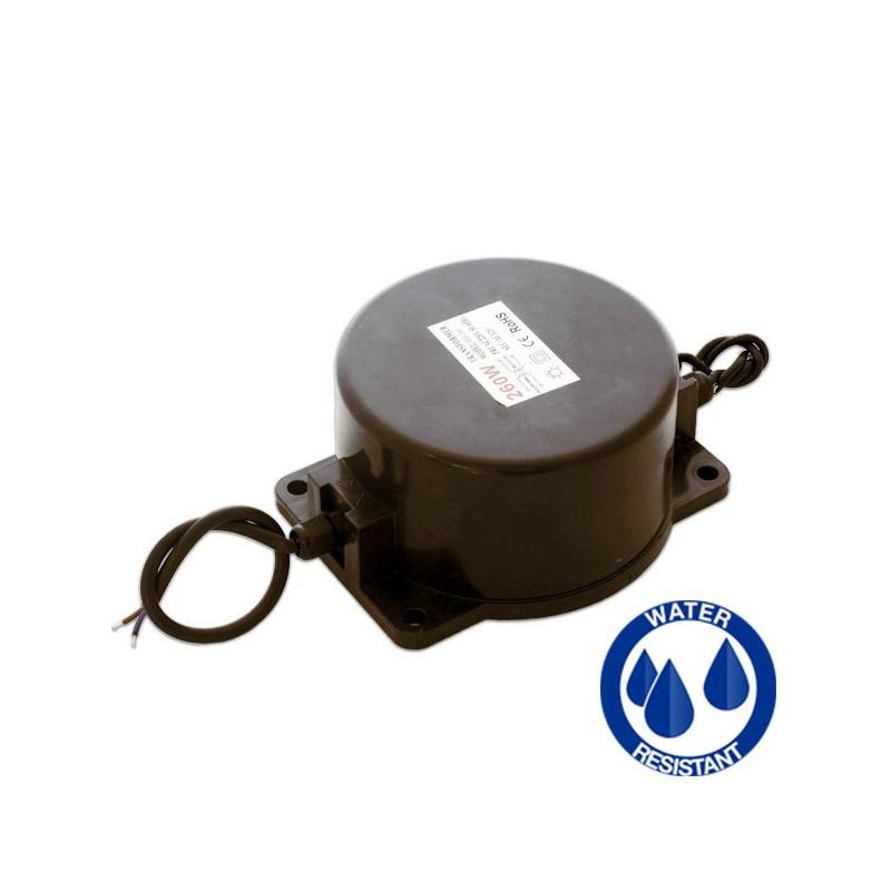 Transformador IP67 260W AC