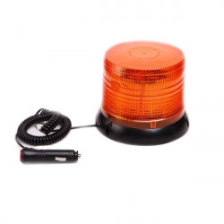 Rotating LED beacon - magnetic base