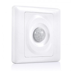160º motion sensor wall mount
