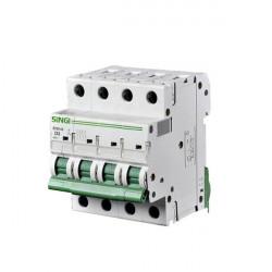 Interruptor automático 4P