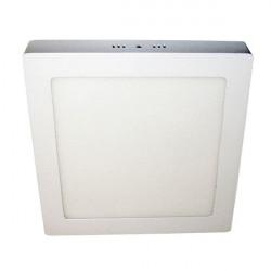 Plafón LED 60x60 48W marco blanco