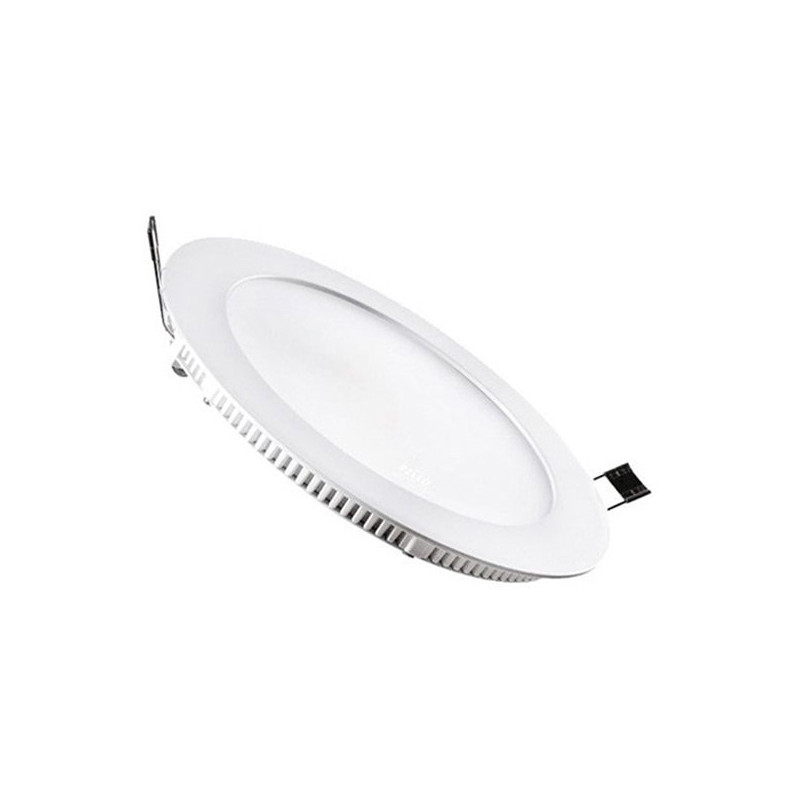 Downlight Led 18W Rodada