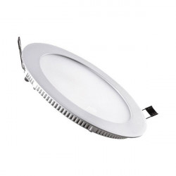 Downlight panel 18W redondo serie eco
