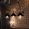Pendant lamp CORDA4