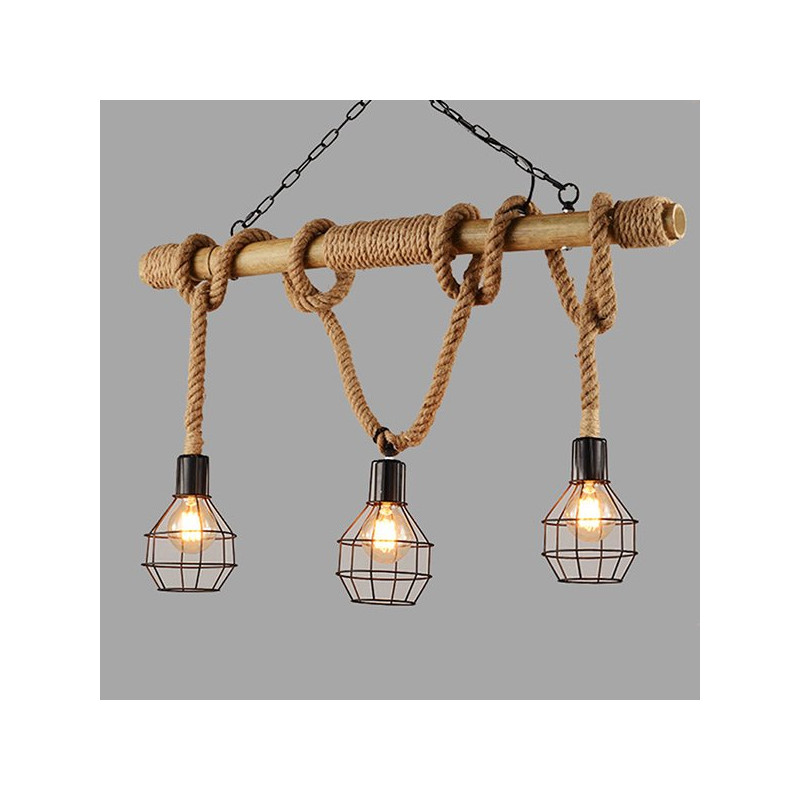 Lámpada suspensa CORDA5